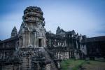 Corner of Angkor Wat