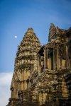 Sidestep of Angkor Wat