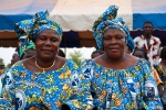 Women's Day celebrations in Banfora, Burkina Faso