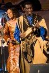 Bassekou Kouyaté and Ami Sacko