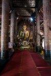 Buddha statue of Wat Xieng Thong