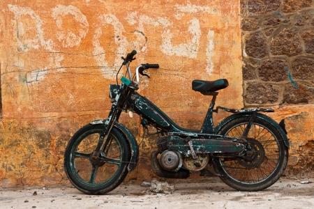 Charming bike