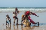 Yoff beach life, Senegal
