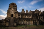 Angkor Wat remains