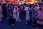 Djemaa el-Fnaa, Marrakesh, Morocco