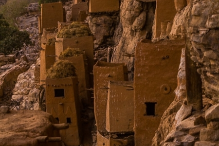 Bunch of pre-Dogon remains