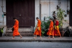 Religious Luang Prabang, Laos