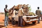 Streets of Bamako, Mali