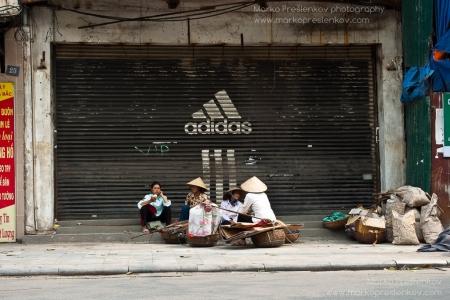 Adidas break